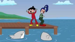 """Class Clowns - Episode 4 """"Teasing Sharks"""""""