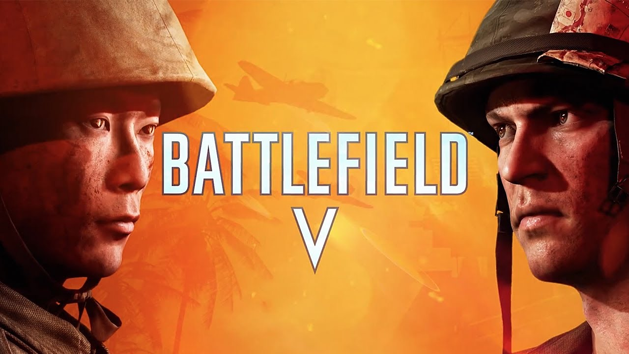 Battlefield V - War In The Pacific Official Trailer thumbnail