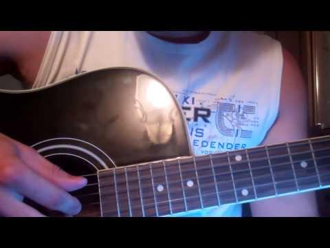 Видео, С Днм рождения тебя Разбор на гитаре