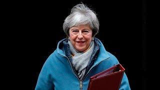 Live: Theresa May addresses Commons on new Brexit motion