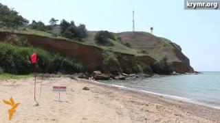 видео Аквапарк Западного берега Крыма