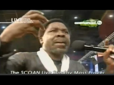 SCOAN 25/01/15: Mas Prayer, Prayer For Viewers With TB Joshua. Emmanuel TV