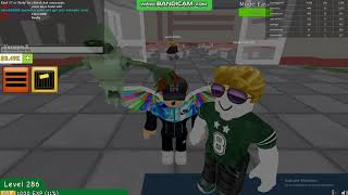 Zombie attack!!! lets go we will get to lvl 300! (roblox zombie attack) reupload)