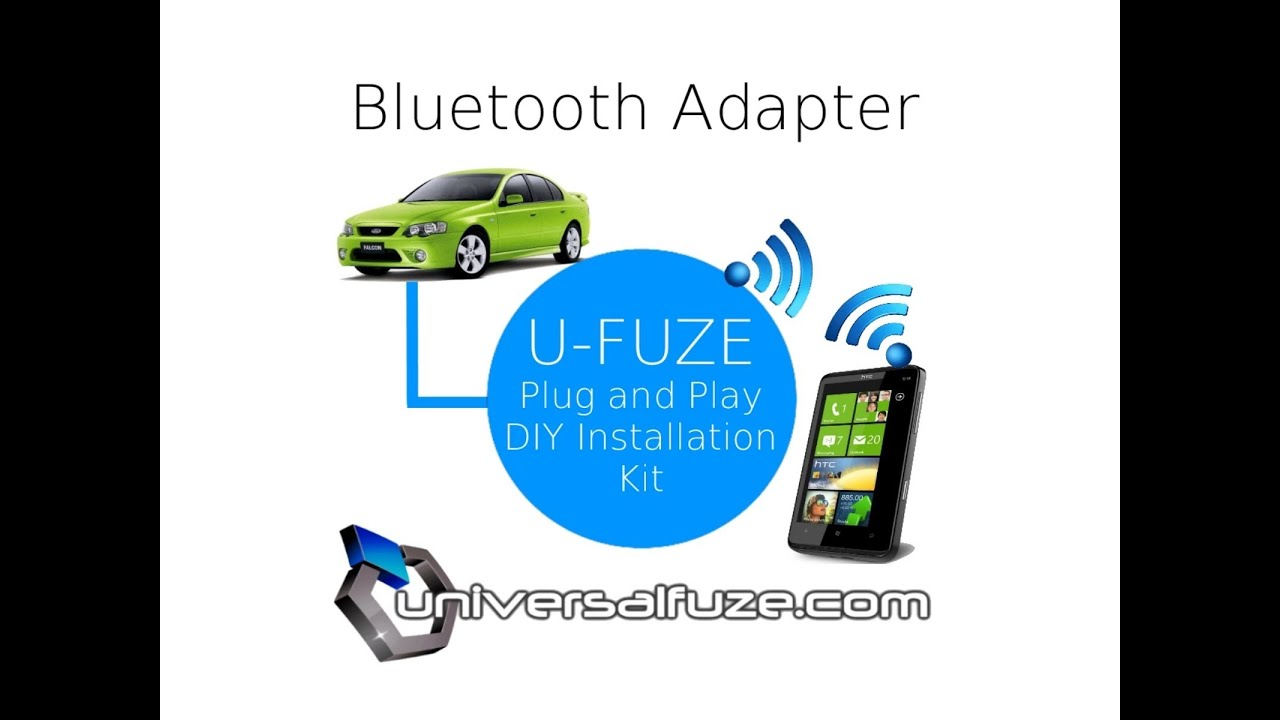 ba falcon bluetooth wiring diagram volvo truck diagrams ford audio streaming adapter plug and play into