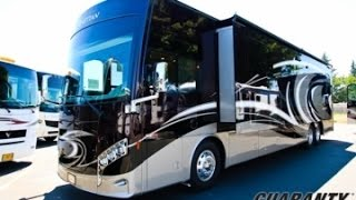 2017 Thor Venetian T42 Class A Luxury Diesel Motorhome Video Tour • Guaranty.com