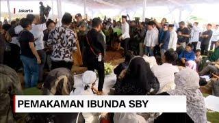 Gambar cover Suasana Saat Pemakaman Ibunda SBY