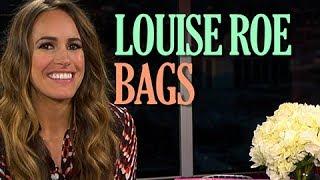 Louise Roe Share Her Handbag Favorites (Front Roe)