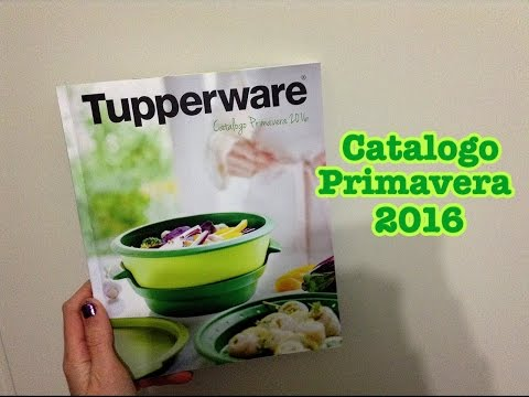 Tupperware: Catalogo Primavera 2016! ||BlueStar96