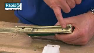 строительный степлер Rapid MS853