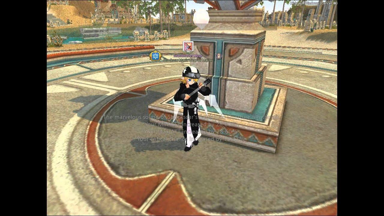 Mabinogi Music Courage (Sword Art Online 2 OP 2) - YouTube