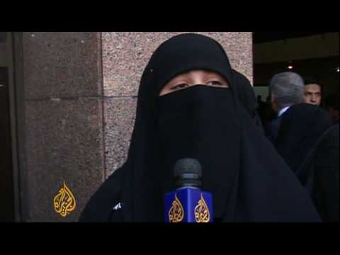 Egypt court upholds ban on veils in exams - 3 Jan 10