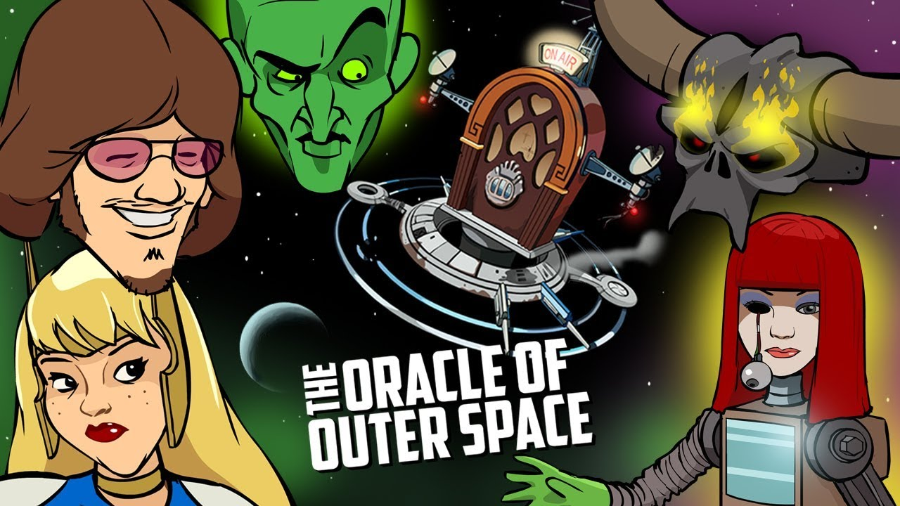 the oracle of outer space episode zero full episode youtube. Black Bedroom Furniture Sets. Home Design Ideas