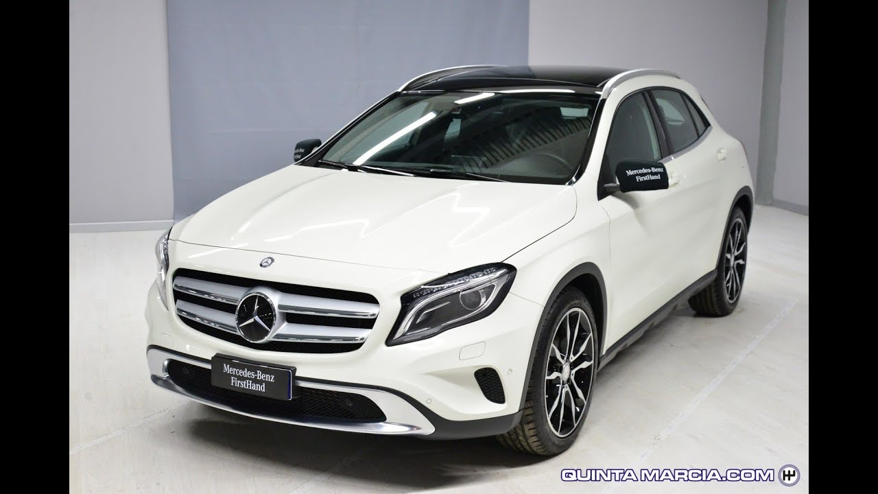 mercedes benz gla 220 cdi automatic 4matic sport youtube. Black Bedroom Furniture Sets. Home Design Ideas