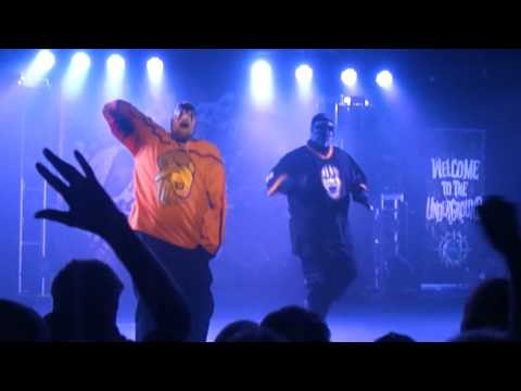 Blaze  - Juggalo Anthem and Touch of Death Live 10/19/15