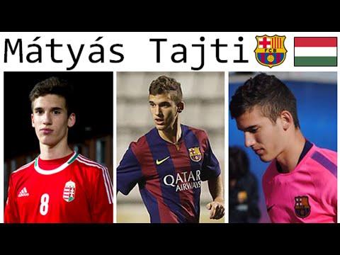 Mátyás Tajti | Goals, Skills + Assists | Hungary + Barcelona