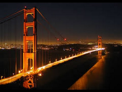 Golden Gate Bridge San Francisco California | Golden Gate Bridge Travel Videos Guide