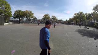 Major League Stickball - 2015 10 31 Pelham Village at Queens Stickemup Game 1