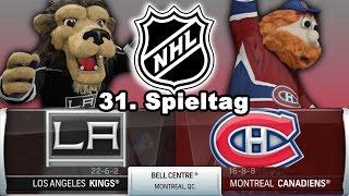 NATIONAL HOCKEY LEAGUE [NHL][60fps][Deutsch] #031 - Montreal Canadiens - Los Angeles Kings ★ NHL 16