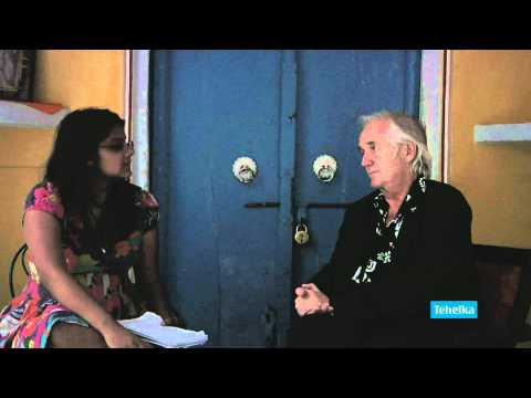 In Conversation with Henning Mankell
