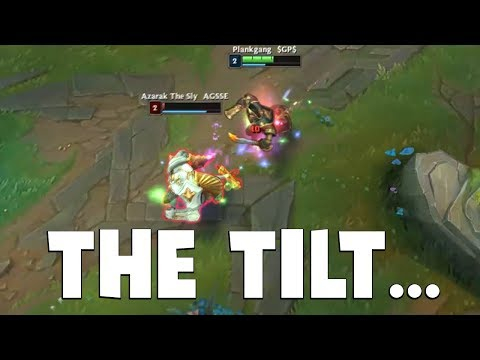Here's Try NOT TO TILT Challenge Featuring Tower Dive.... | Funny LoL Series #425