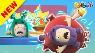 Oddbods | NEW | All Things America! | Funny Cartoons For Kids