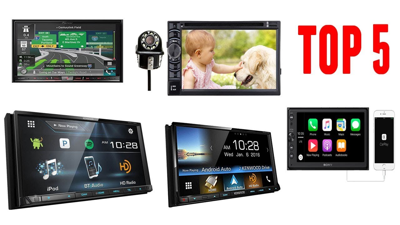 How To Mirror iPhone or Android to ANY DOUBLE DIN CAR RADIO
