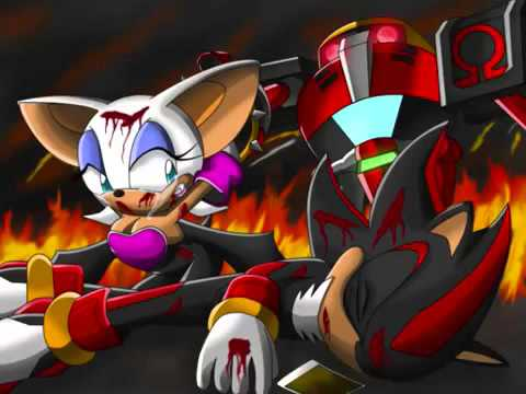 Shadow sonic silver pain youtube - Sonic et shadow ...