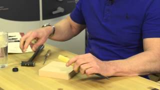 Setting The Hoops on Japanese Chisels