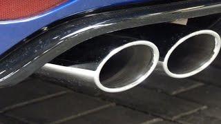 golf 7r r600 exhaust soundtest part 3