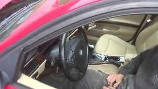 Ta'mirlash BMW E90 (1-qism)