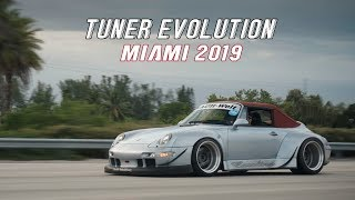 Tuner Evolution Miami 2019 HALCYON (4K)