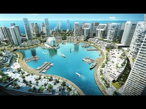 Eko Atlantic City | Dubai of Africa | Visit Nigeria | Being Nigerian