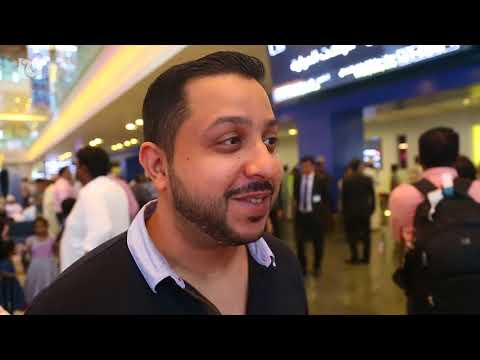 A walkthrough of the new Muscat International Airport