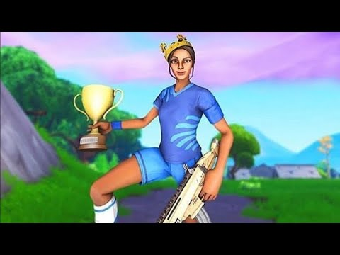 First Ever Fortnite Montage-Controller🔥‼️