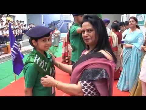 Rich Harvest School  Bari Brahmana  Jammu Investiture Ceremony on 26 -5-18