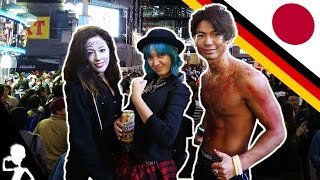 Tokyo's BIGGEST PARTY Of The Year | Halloween 2016 | Life In Germany & The World | Episode 168