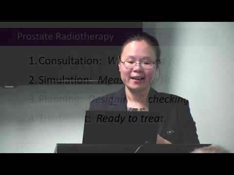 Prostate Cancer Radiotherapy - by Dr Amy Teh