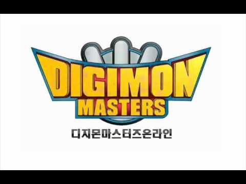 Digimon Masters Online Sountrack - Yokohama ( Battle )