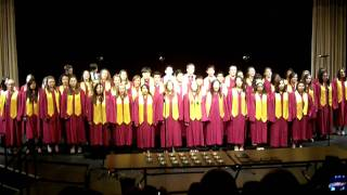Download SHS Concert Choir sings