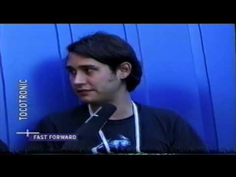 Tocotronic : Interview beim Spex Abend, Popkomm 2000