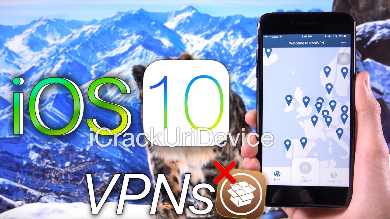 nordvpn crack ios