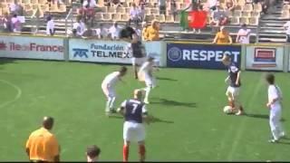Dia 5 - Escócia vs Portugal - Clip Combine com Commentary Português