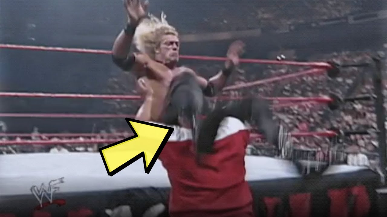 10 WWE Superstars Who Ended A Wrestler's Career In One Move