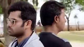 Ram pothini movie comedy scene dubbed in hindi
