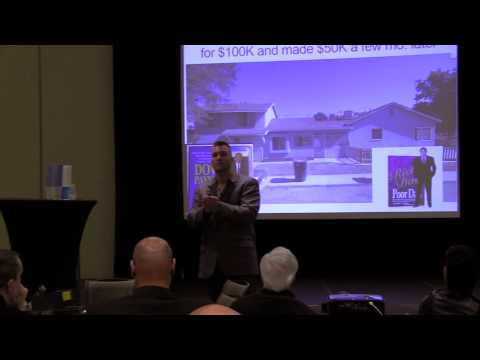 Aaron Adams Talks IRAs and Real Estate Investing in Newark New Jersey 6 14 15