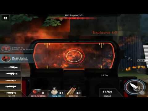 Kill Shot Bravo Region 21 Primary Mission 13 - Kill 5 Enemies