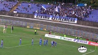 Izvještaj: FK Željezničar - FK Drina 3:2 (FULL HD)