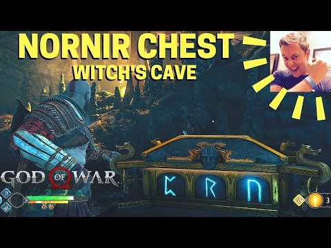 God Of War: Nornir Chest (Witch's Cave)