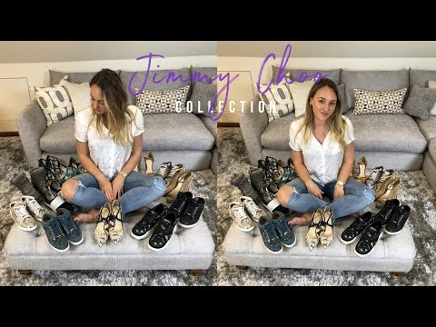 What I Have In My JIMMY CHOO Collection | All Things Yazz