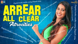 Arrear- All Clear Atrocities   Araathi   Tamada Media